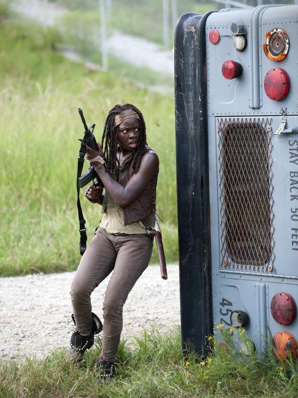 Walking Dead Actors Mission