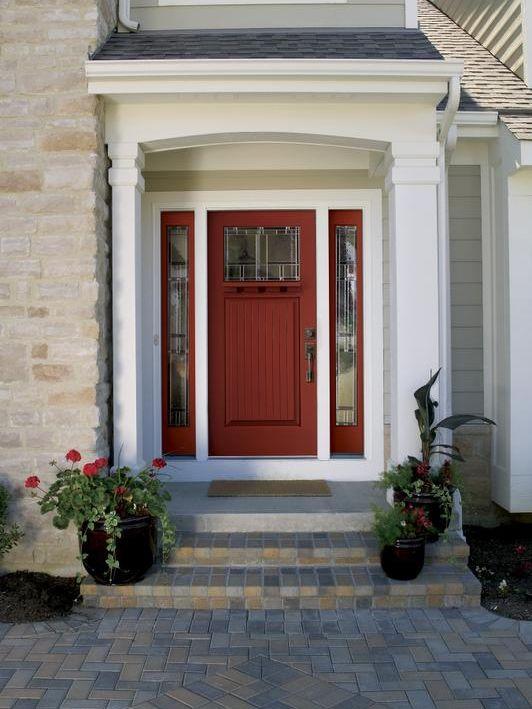 Homes-Front Doors