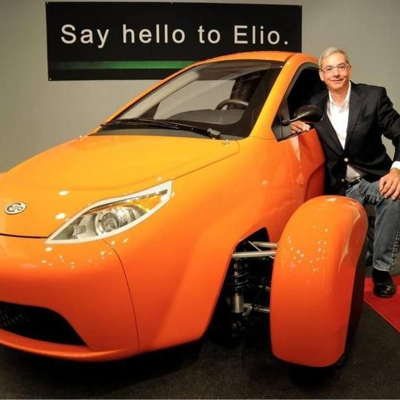 Elio Motors unveils its latest prototype