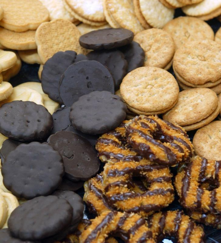He went viral for buying out a Girl Scout cookie stand. Now he faces federal drug charges